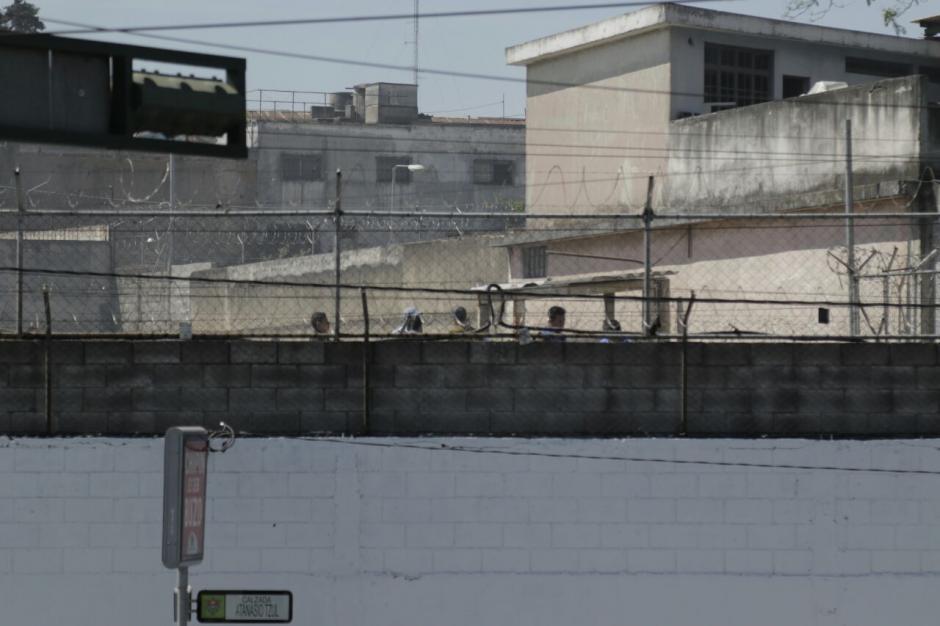 En total hay 537 internos en el correcional Las Gaviotas. (Foto: Alejandro Balán/Soy502)