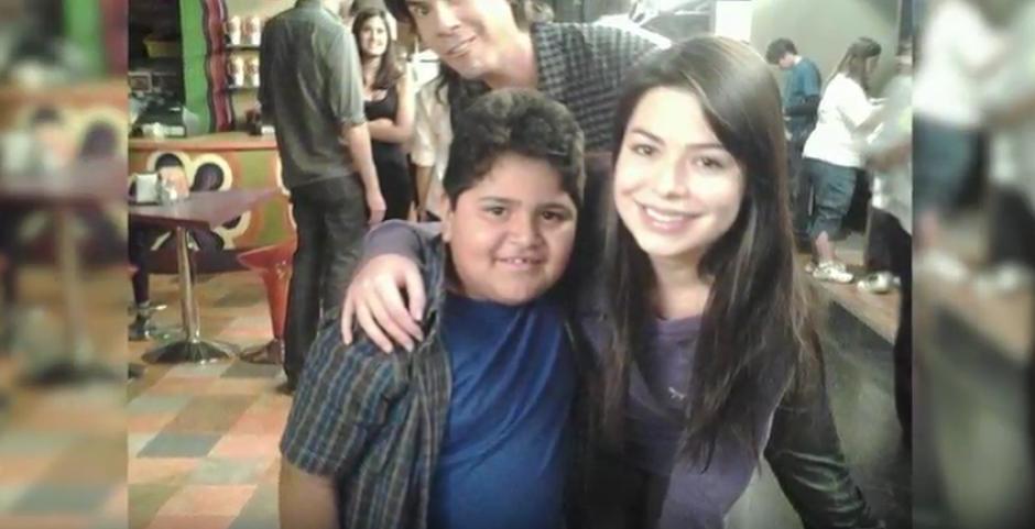También ha participado en series como iCarly. (Foto: Julio César Chávez)
