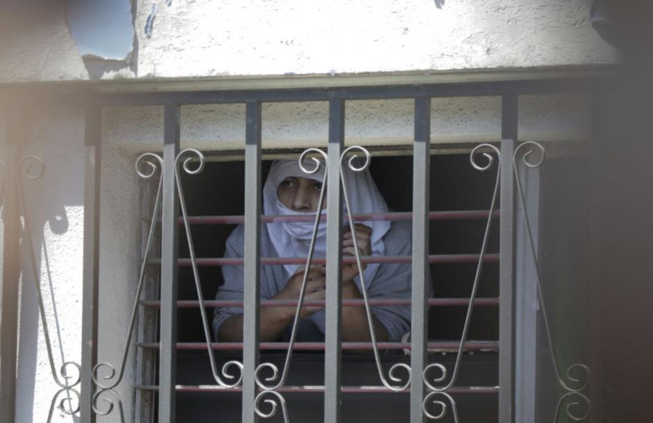 Los jóvenes detenidos iniciaron el motín a las 6:45 horas. (Foto: Alejandro Balán/Soy502)