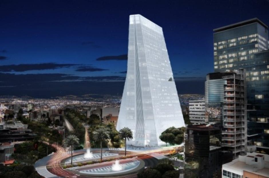 La pieza será reinstalada en el la Torre Manacar, proyeco del arquitecto Teodoro González de León. (Foto: