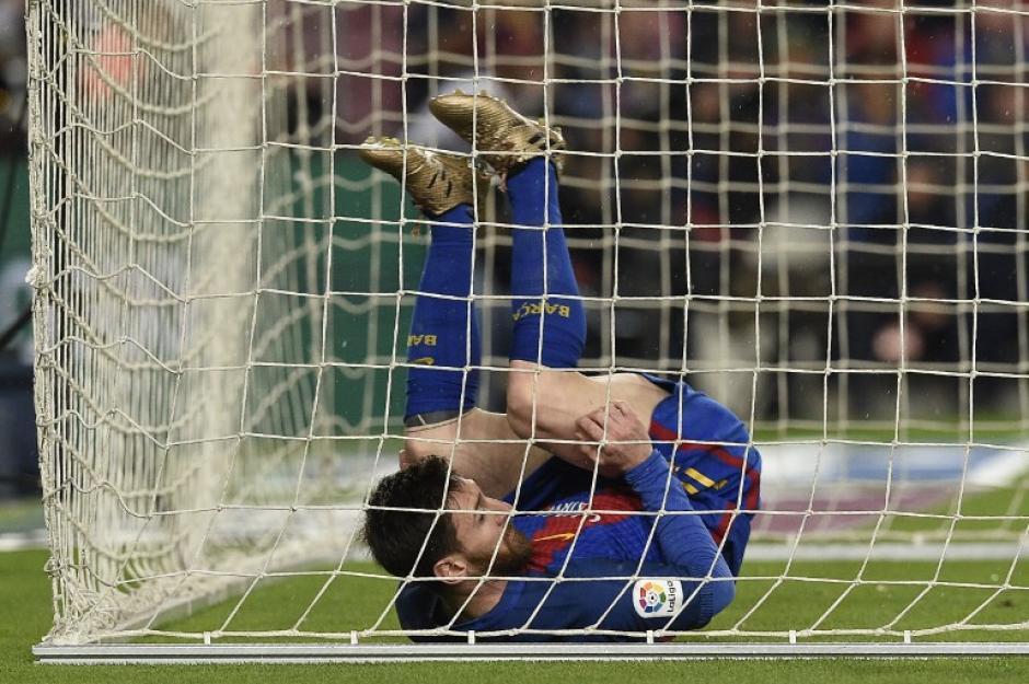El Barcelona tuvo dificultades en su defensa para controlar a la Real Sociedad. (Foto: AFP)