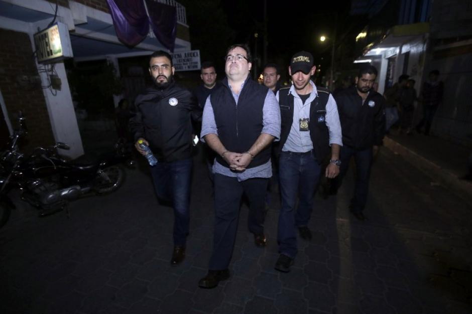 La familia de Duarte levantó las sospechas en México de su paradero. (Foto: AFP)