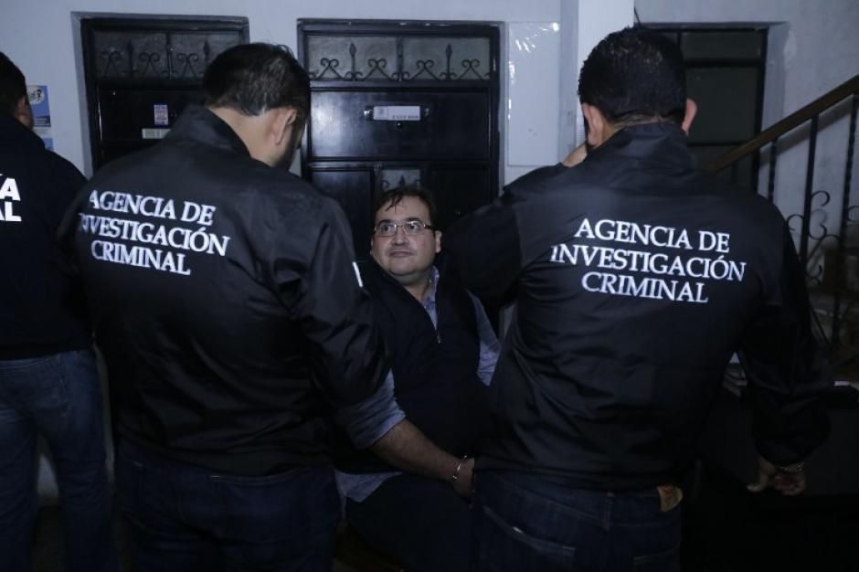 El exfuncionario era el hombre más buscado en México. (Foto: AFP)