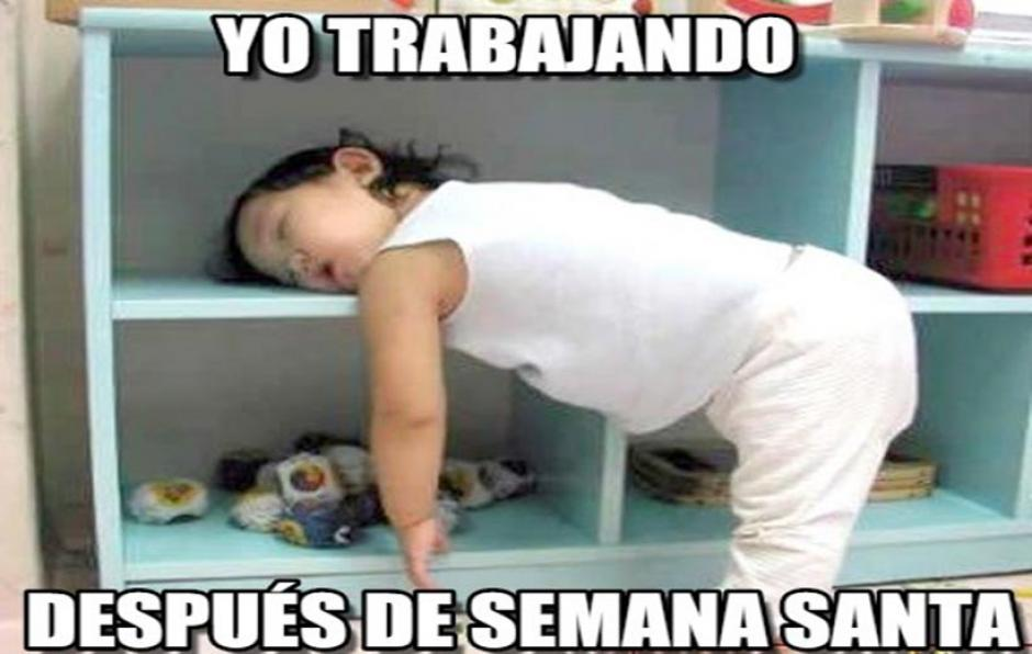 Los memes nos recuerdan que debes madrugar este lunes. (Foto: Twitter)