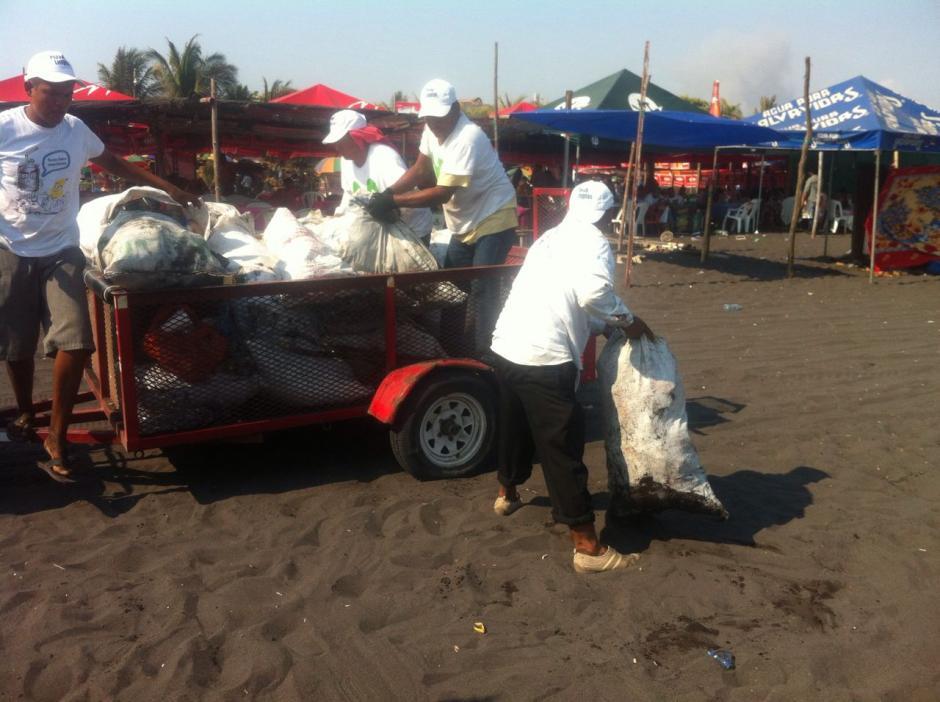 La actividad se realiza desde hace más de 10 años en Puerto San José. (Foto: Ecoplayas)