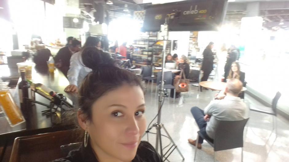Con su talento, Beatriz es una #orgullo502. (Foto: Beatriz Moreno)