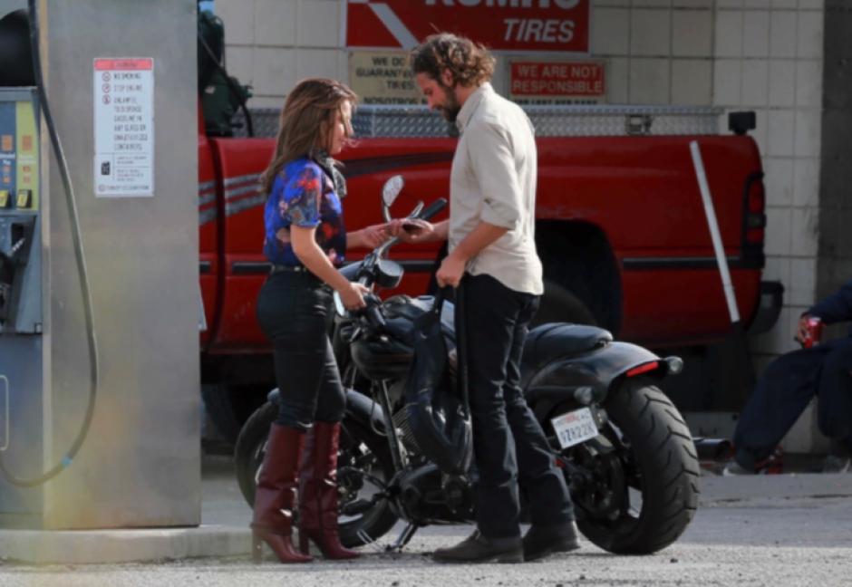 Bradley Cooper y Lady Gaga son los protagonistas de la nueva película. (Foto: TMZ)