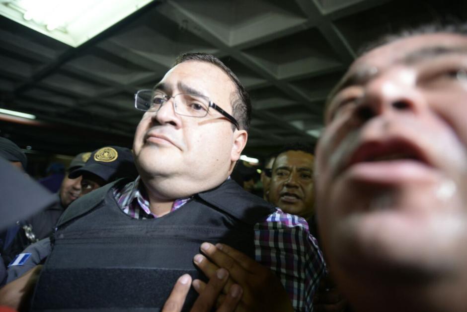 El proceso de extradición podría llevar un año. (Foto: Wilder López/Soy502)