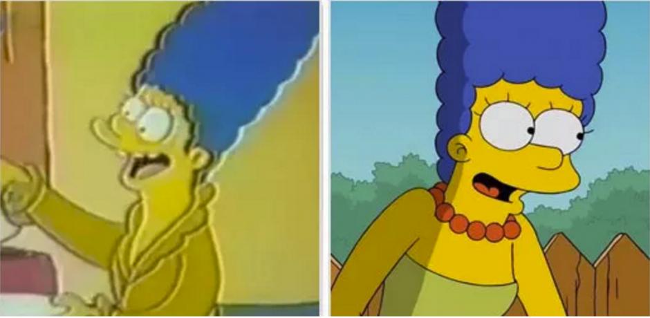 A Marge también se le notaría una transformación.  (Foto: buzzfeed.com)