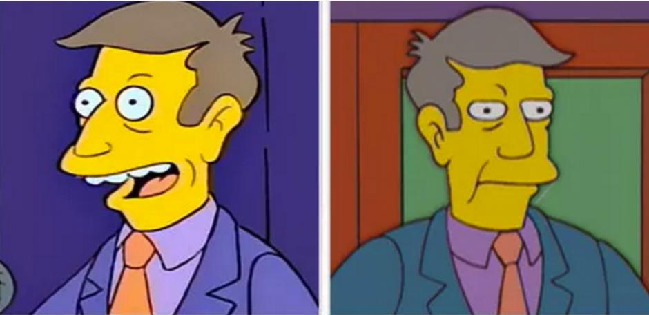 Skinner también se vería diferente con el reto de la pubertad. (Foto: buzzfeed.com)