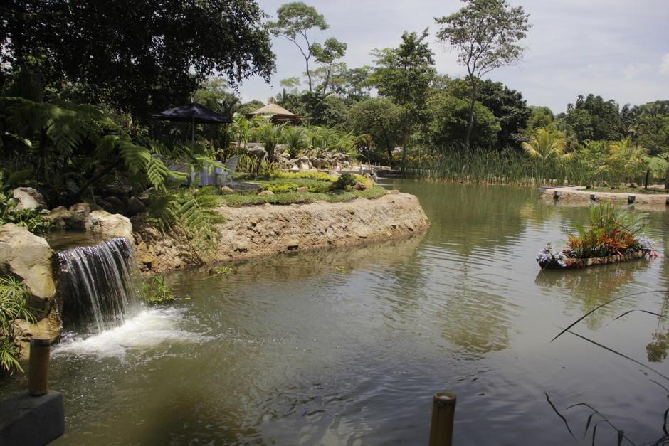 El parque Xejuyup busca atraer a los amantes de la aventura y naturaleza. (Foto: Fredy Hernández/Soy502)