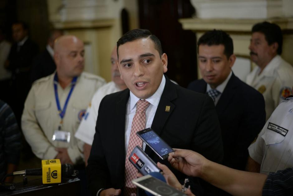 La propuesta será presentada como iniciativa de ley en los próximos días. (Foto: Wilder López/Soy502)