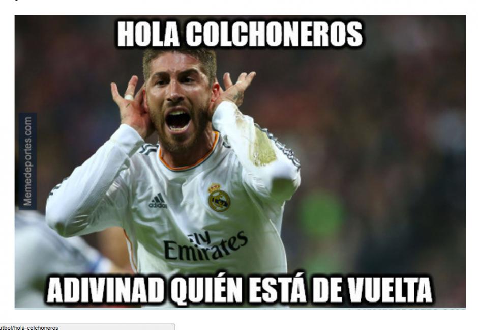 Un clásico español será una de las semifinales. (Foto: MemeDeportes)