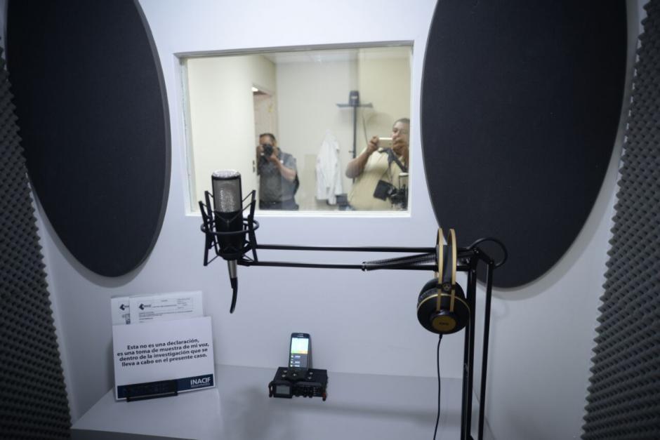 Cuando se presente un audio como prueba en un proceso judicial, se podrá confirmar la identidad de los participantes a través de la voz. (Foto: Wilder López/Soy502)