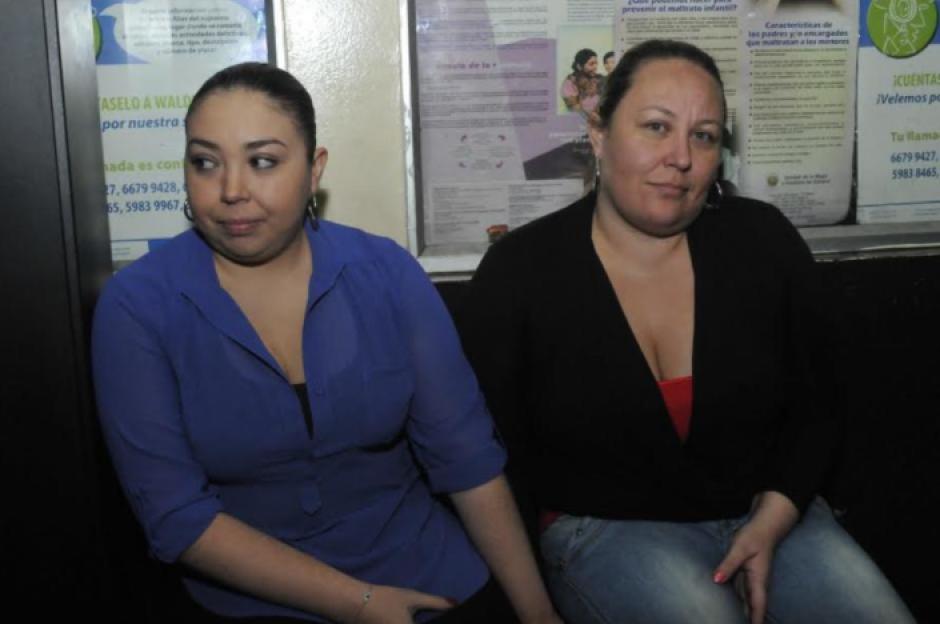 Sus sobrinas María Marta y Christa Castañeda Torres enfrentan procesos penales por estafa en varias municipalidades. (Foto: Archivo/Soy502)