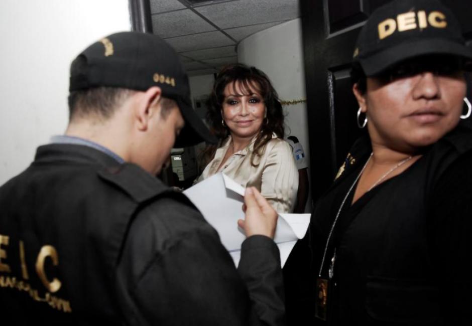 Gloria Torres, hermana de Sandra, ha sido señalada de fraude y lavado de dinero. (Foto: Archivo/Soy502)