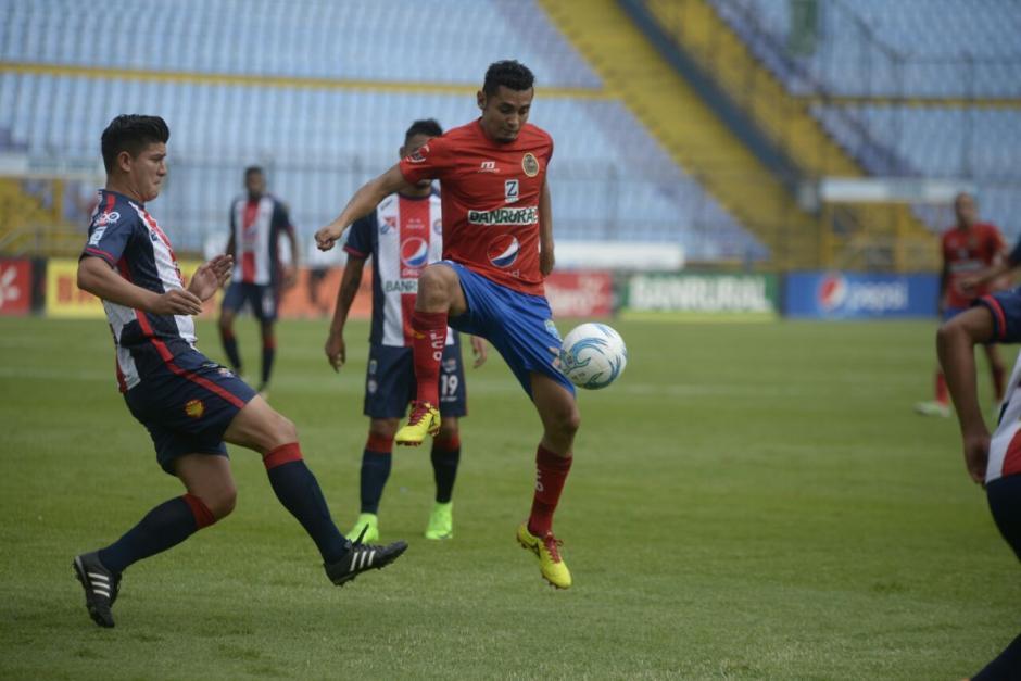 Municipal y Xelajú no lograron sacarse ventaja. (Foto: Wilder López/Soy502)
