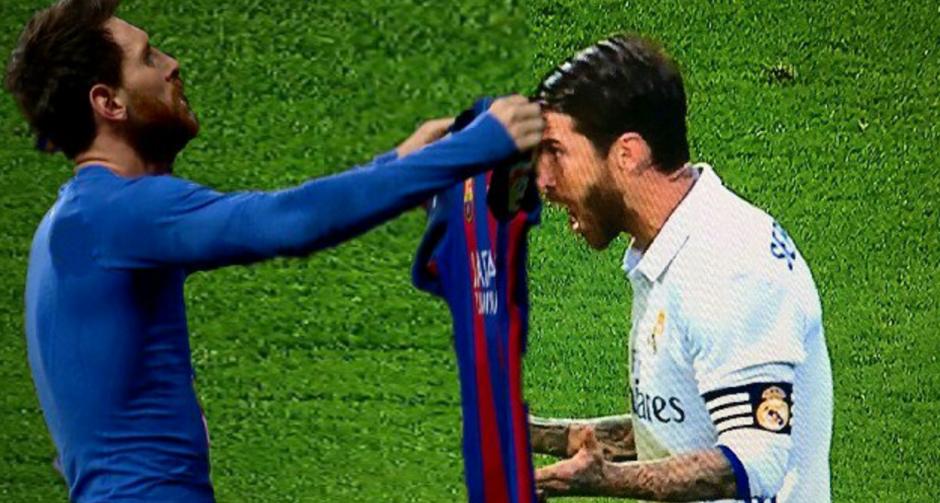 El clásico del fútbol español estuvo cargado de emociones, goles y un importante triunfo para el Barcelona. (Foto: Twitter)