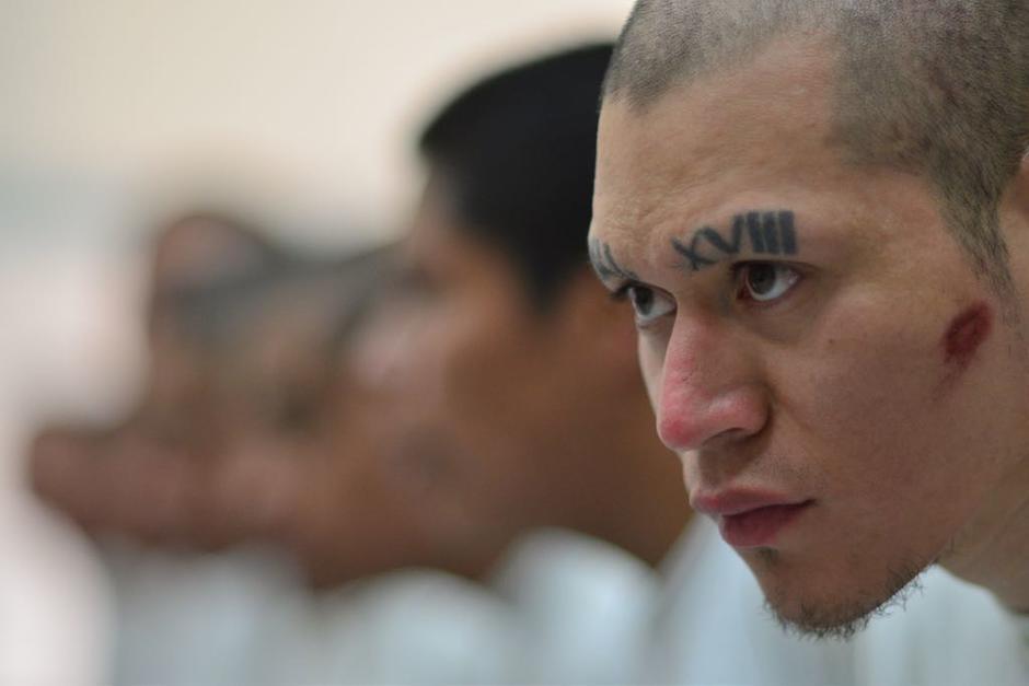 Los cabecillas de las maras estarían hasta 15 años en prisión. (Foto: Jesús Alfonso/Soy502)