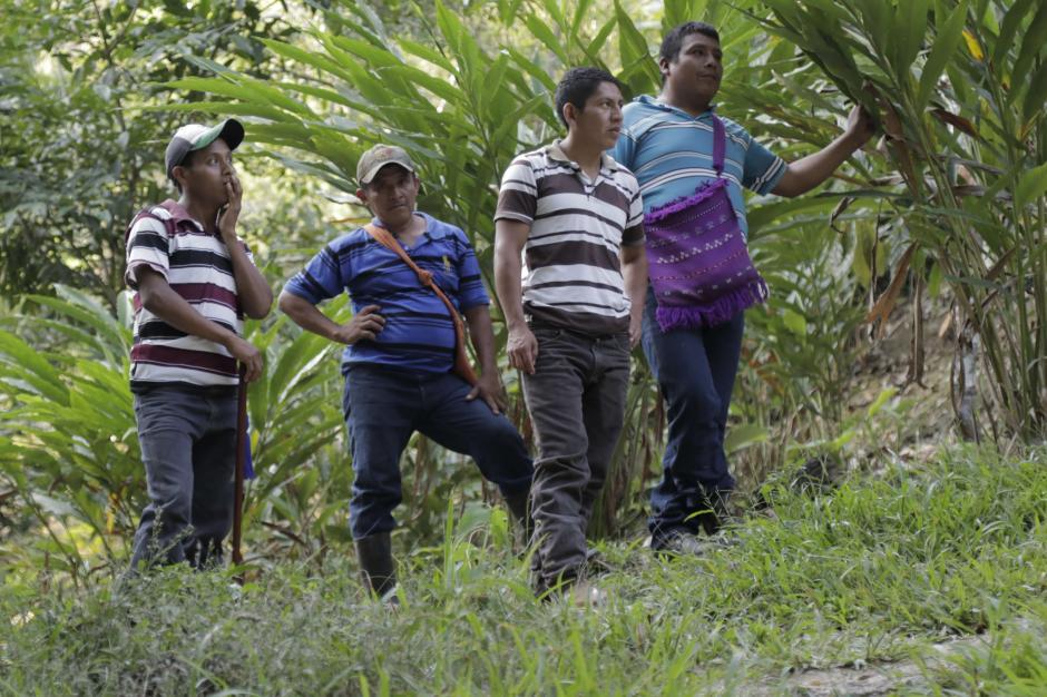 Aseguran que no conocen a Bernardo Caal y que no les representa. (Foto: Alejandro Balán/Soy502)