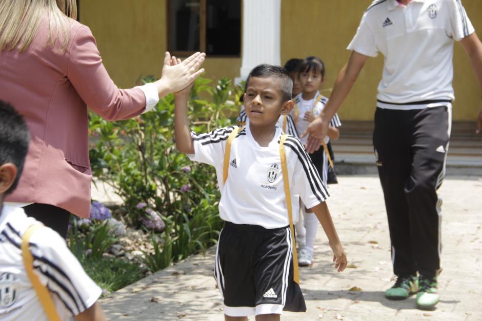 Los que tengan mejor rendimiento podrán seguir dos años más en el programa. (Foto: Fredy Hernández/Soy502)