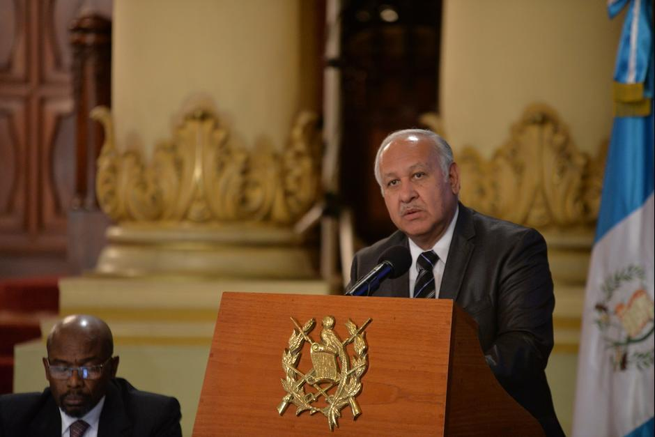 El ministro de Comunicaciones tendrá que acudir al Congreso el 4 de mayo. (Foto: archivo/Soy502)