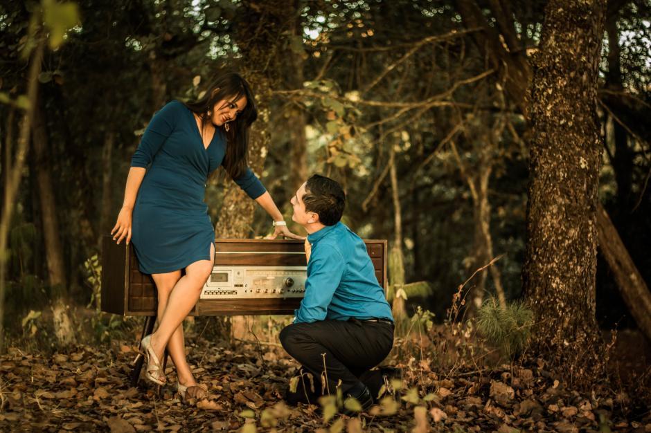 La pareja cumpliría tres años de noviazgo el 1 de julio y Erick ya había comprado el anillo para pedirle matrimonio. (Foto: Erick Lancerio)