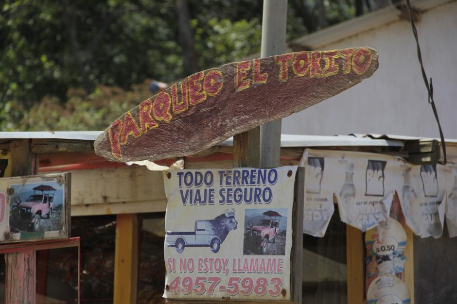Puedes consultar por la disponibilidad del transporte si vas en grupo. (Foto: Fredy Hernández/Soy502)