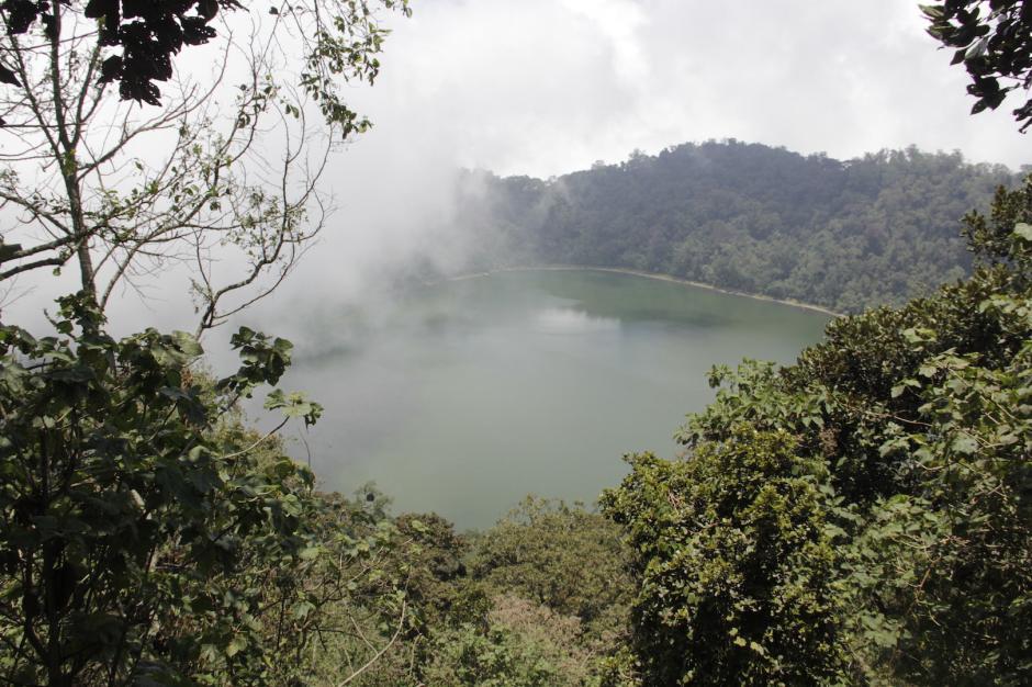 El volcán y la laguna de Chicabal es uno de los bellos atractivos en Occidente. (Foto: Fredy Hernández/Soy502)