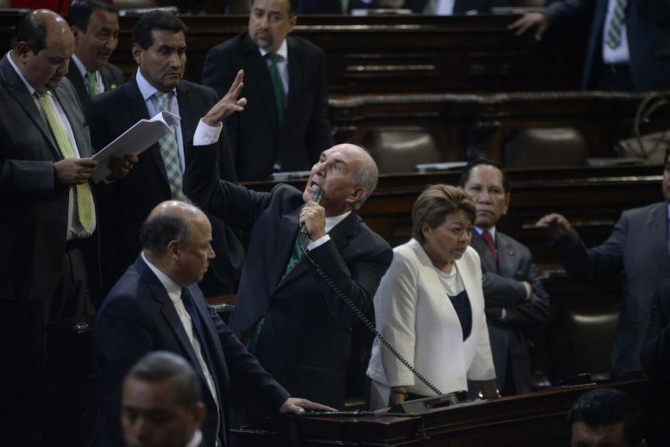 """Mario Taracena aseguró que llenará de """"morenitos"""" el palco la próxima semana. (Foto: Wilder López/Soy502)"""