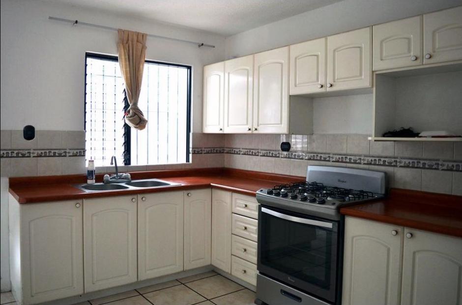 La vivienda fue equipada por la PGN para poder prestar el alojamiento temporal. (Foto: PGN)