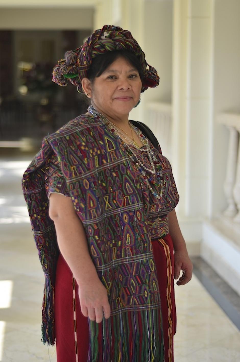 La guatemalteca residente en Estados Unidos promueve nuestra cultura además de ser traductora Ixil. (Foto: Selene Mejía/Soy502)