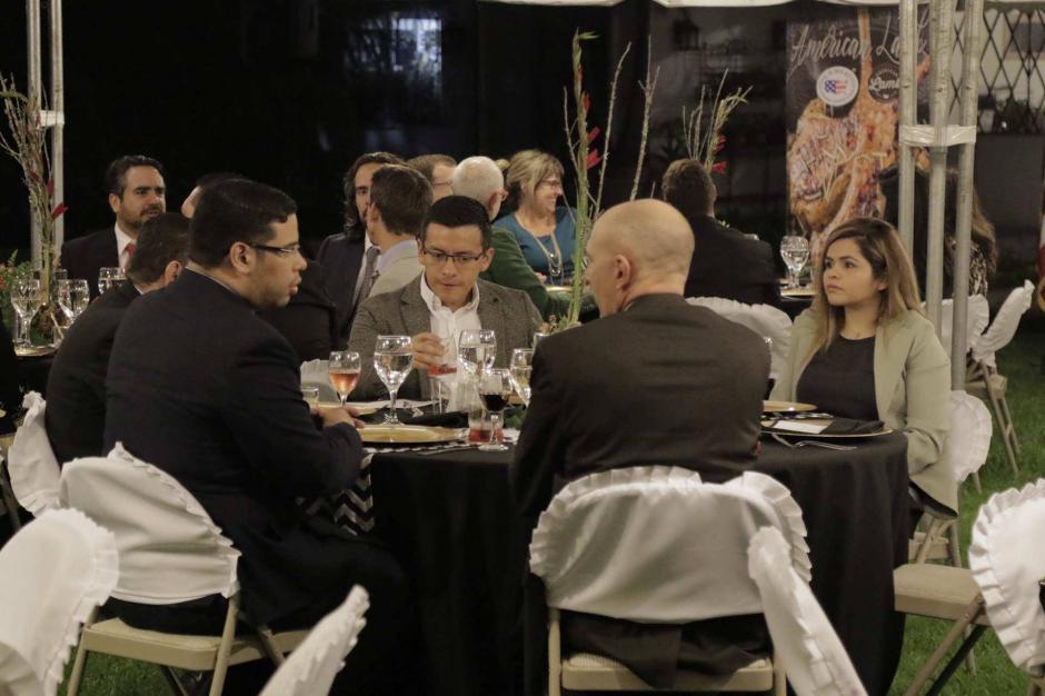 Entre los invitados participaron representantes de los sectores de restauración, hotelero y supermercados. (Foto: Alejandro Balán/Soy502)