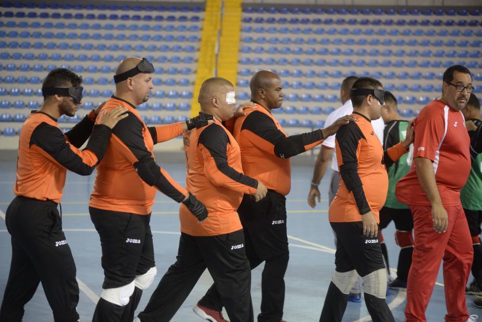 Los juegos se llevarán a cabo del 26 al 29 de abril en el Domo polideportivo zona 13. (Foto: Wilder López/Soy502)