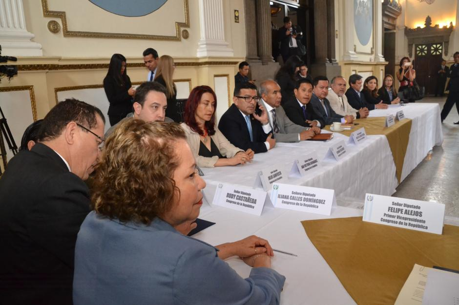 La propuesta es respaldada por 20 diputados. (Foto: cortesía José Castro)