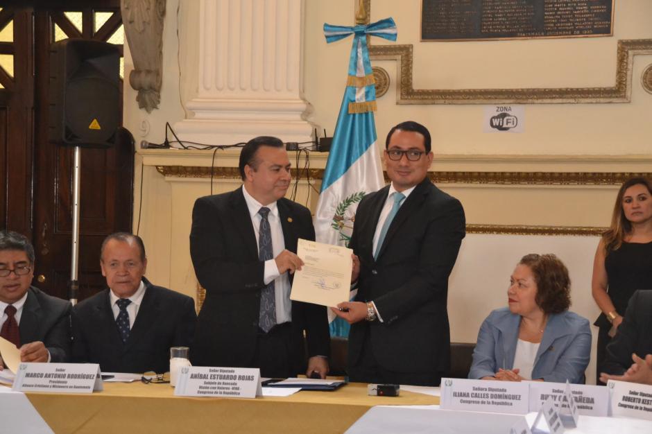 Grupos evangélicos participaron en la elaboración de la propuesta. (Foto: cortesía José Castro)