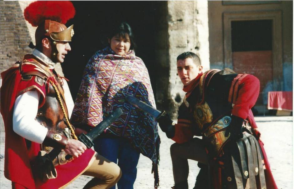 Sheba vivió 8 años en Scano, Italia. (Foto: Sheba Velasco)