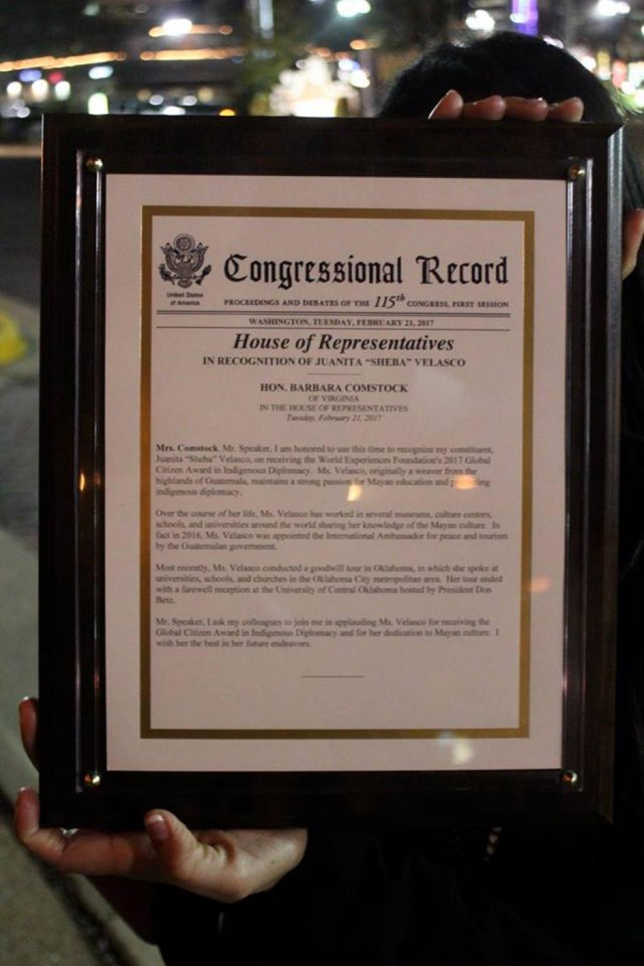 Sheba Velasco ha sido premiada en diversas ramas en Estados Unidos. (Foto: Sheba Velasco)