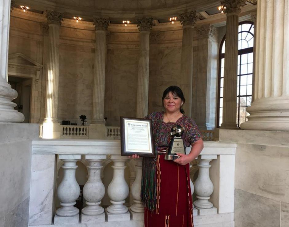 La misión de este premio es promover la educación multicultural y multilingüe en la lucha contra el racismo y la intolerancia. (Foto: Sheba Velasco)