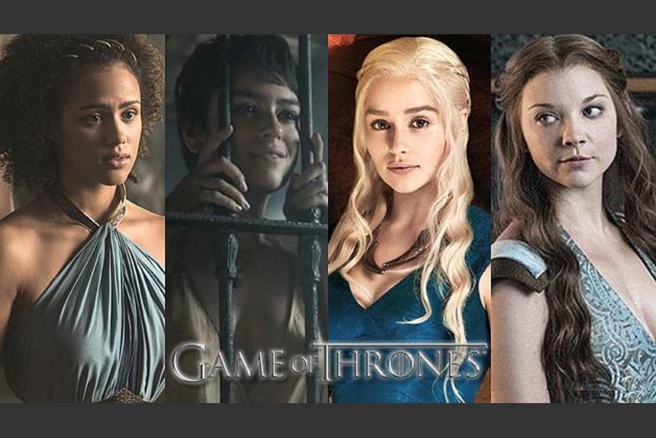 Mira A Los Personajes De Game Of Thrones Sin Vestuario Ni