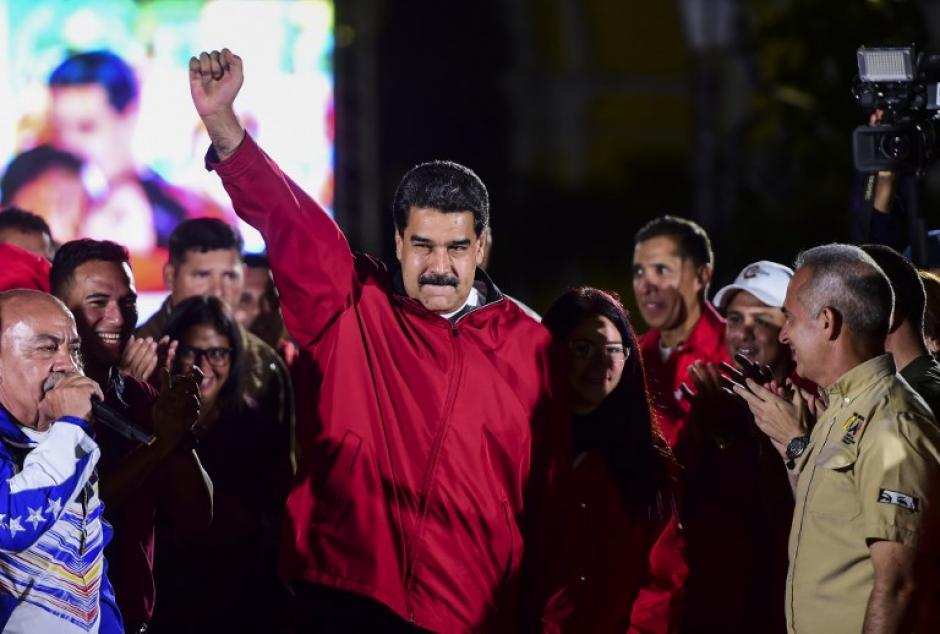 Maduro: Bienvenida la sanción, continuaré defendiendo los derechos de América Latina