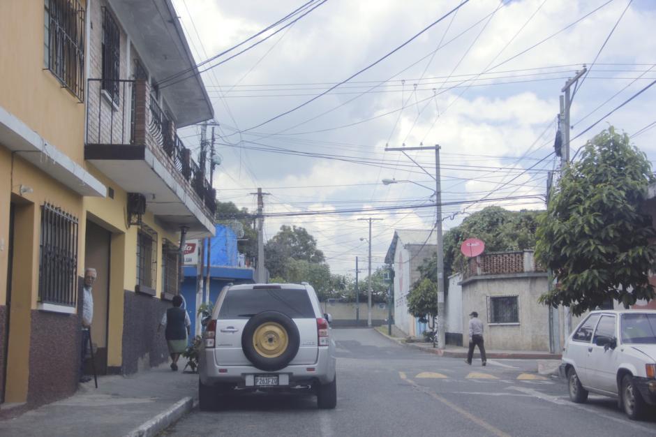 La sexta calle entre 19 y 23 avenida sería uno de los puntos más afectados. (Foto: Fredy Hernández/Soy502)