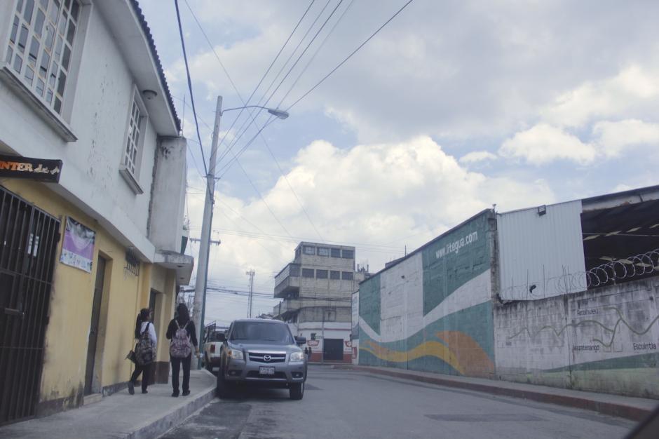 Algunos habitantes de esa zona han dicho que desde hace cinco días han escuchado los retumbos subterráneos. (Foto: Fredy Hernández/Soy502)
