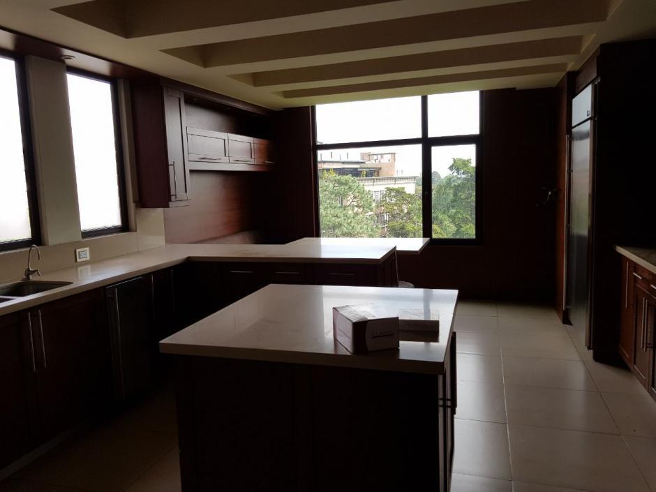 El MP entregó a la Senabed este apartamento. (Foto: MP)
