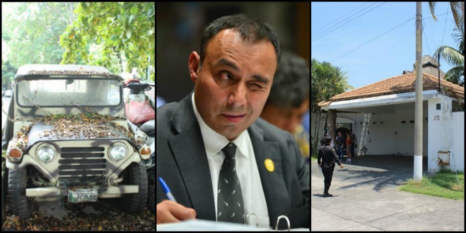 Propiedades de Byron Lima se resisten a pasar a manos del Estado. (Foto: Archivo/Soy502)