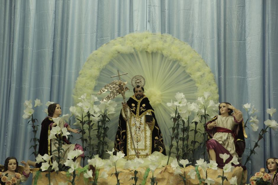La feria titular de Mixco se celebra el 4 de agosto en honor a Santo Domingo de Guzmán. (Foto: Fredy Hernández/Soy502)