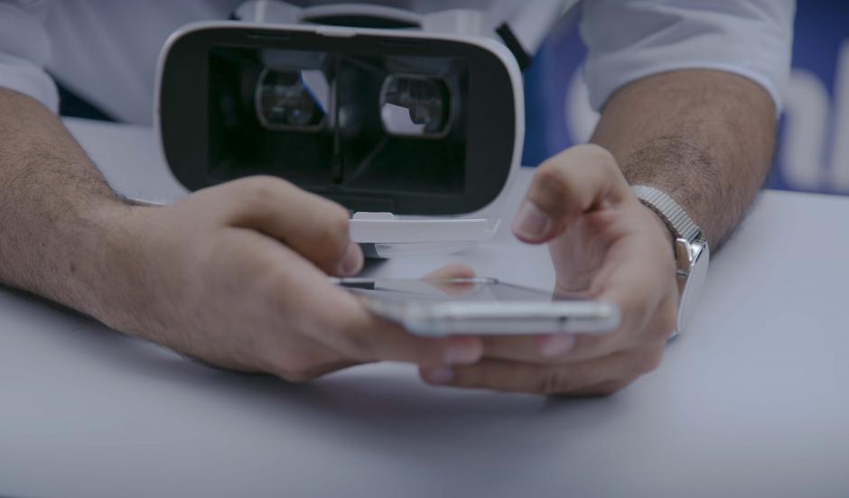 Los usuarios pueden ingresar a la página de Ambev a través de su smartphone, ordenador o tablet. (Foto: George Rojas/Soy502)