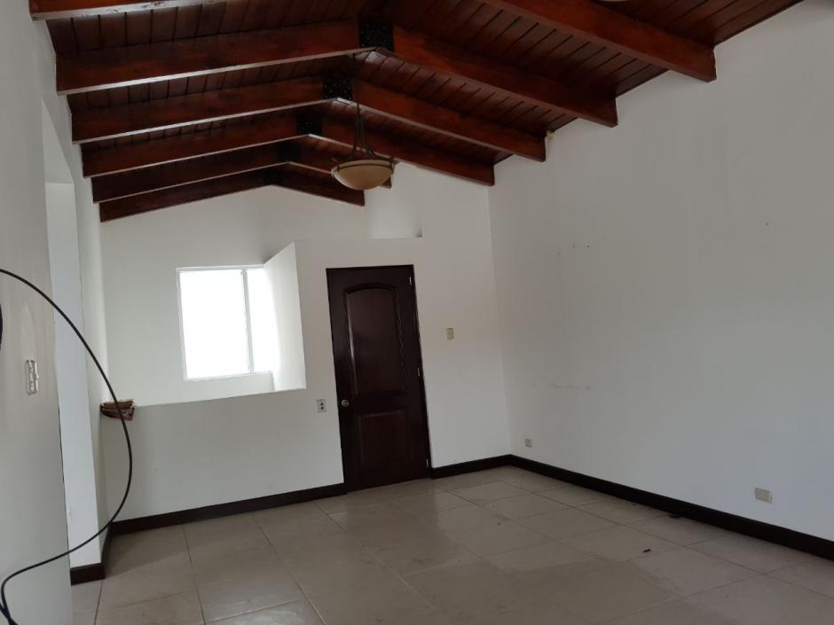 La nueva vivienda vinculada a Roxana Baldetti se ubica en la zona 13. (Foto: MP)
