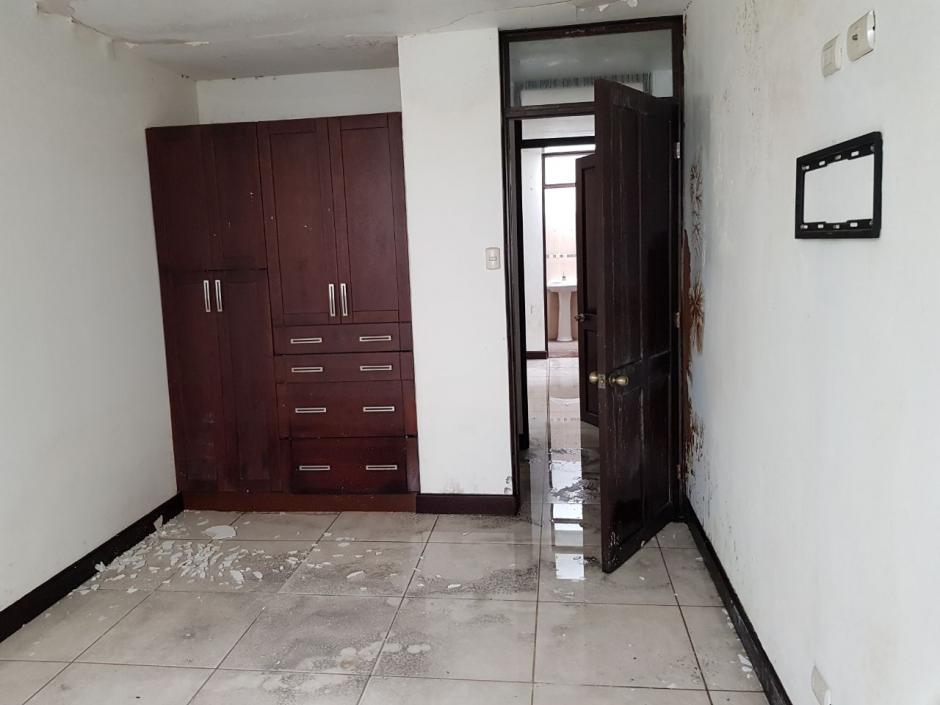 El MP entregó a la Senabed la vivienda. (Foto: MP)