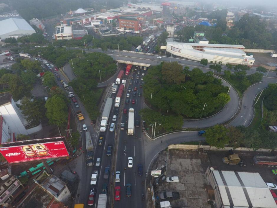 La PMT de Guatemala documentó el tráfico en la zona. (Foto: Amilcar Montejo/PMT)